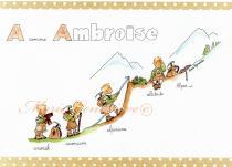 A comme ambroise