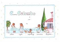 C comme Colombe