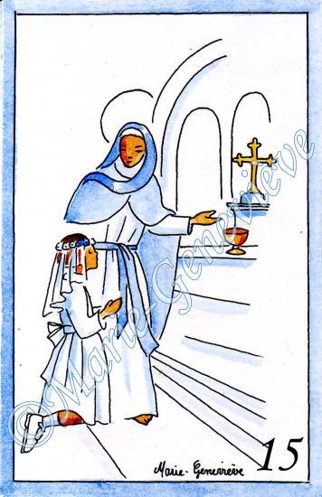Première Communion Fille