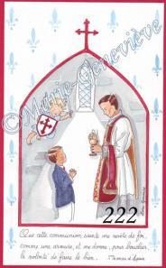 Première Communion Garçon
