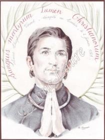 Saint Théophane Vénard