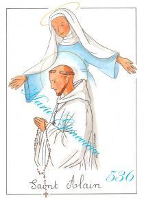 saint Alain.