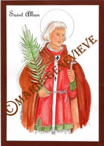 saint Alban.
