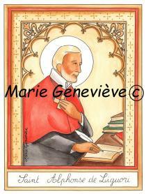 saint Alponse de Liguori