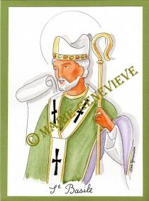 saint Basile.