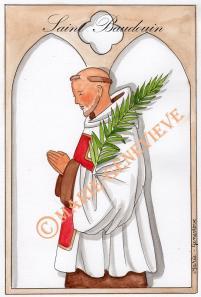 saint Baudoin.