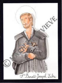 saint Benoit Joseph.