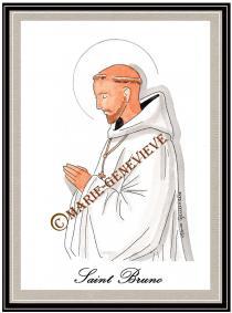 saint Bruno.