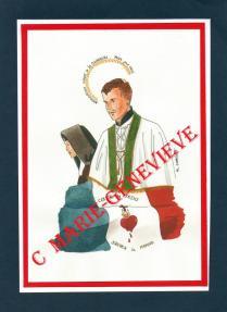 saint Claude de la Collombière.