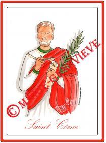 saint Côme .