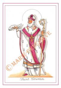 saint Corentin.