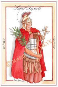 saint Ferréole.