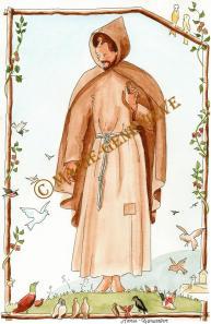 saint François d'Assise.