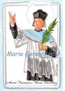 st François marie Revenaz