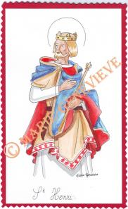 saint Henri.
