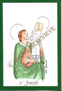 saint Joseph.