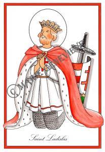 saint Ladislas.