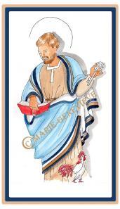 saint Pierre. ..