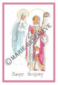 saint Servan M .