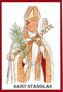 saint Stanislas. ..