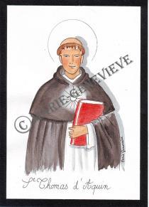 saint Thomas d'Aquin.