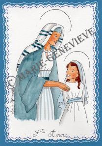 sainte Anne.