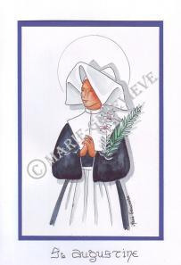 sainte Augustine.