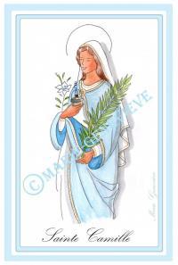 sainte Camille.