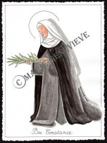 sainte Constance.