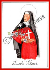 sainte Fleur .