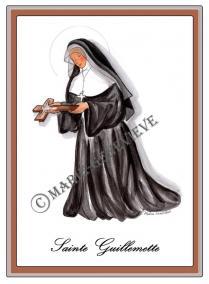 sainte Guillemette.