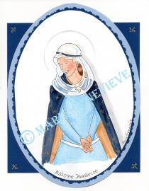 sainte Isabelle.