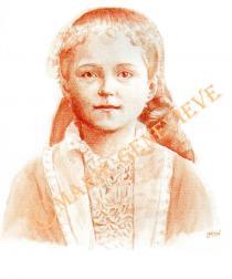 sainte Thérèse sanguine